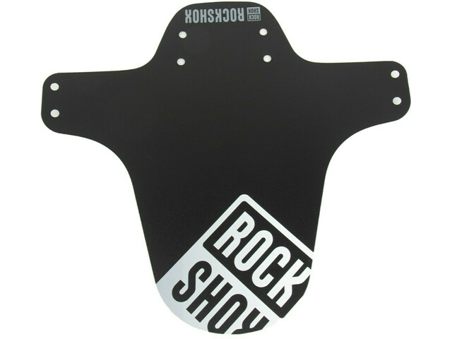 RockShox Mudguard, zwart/wit